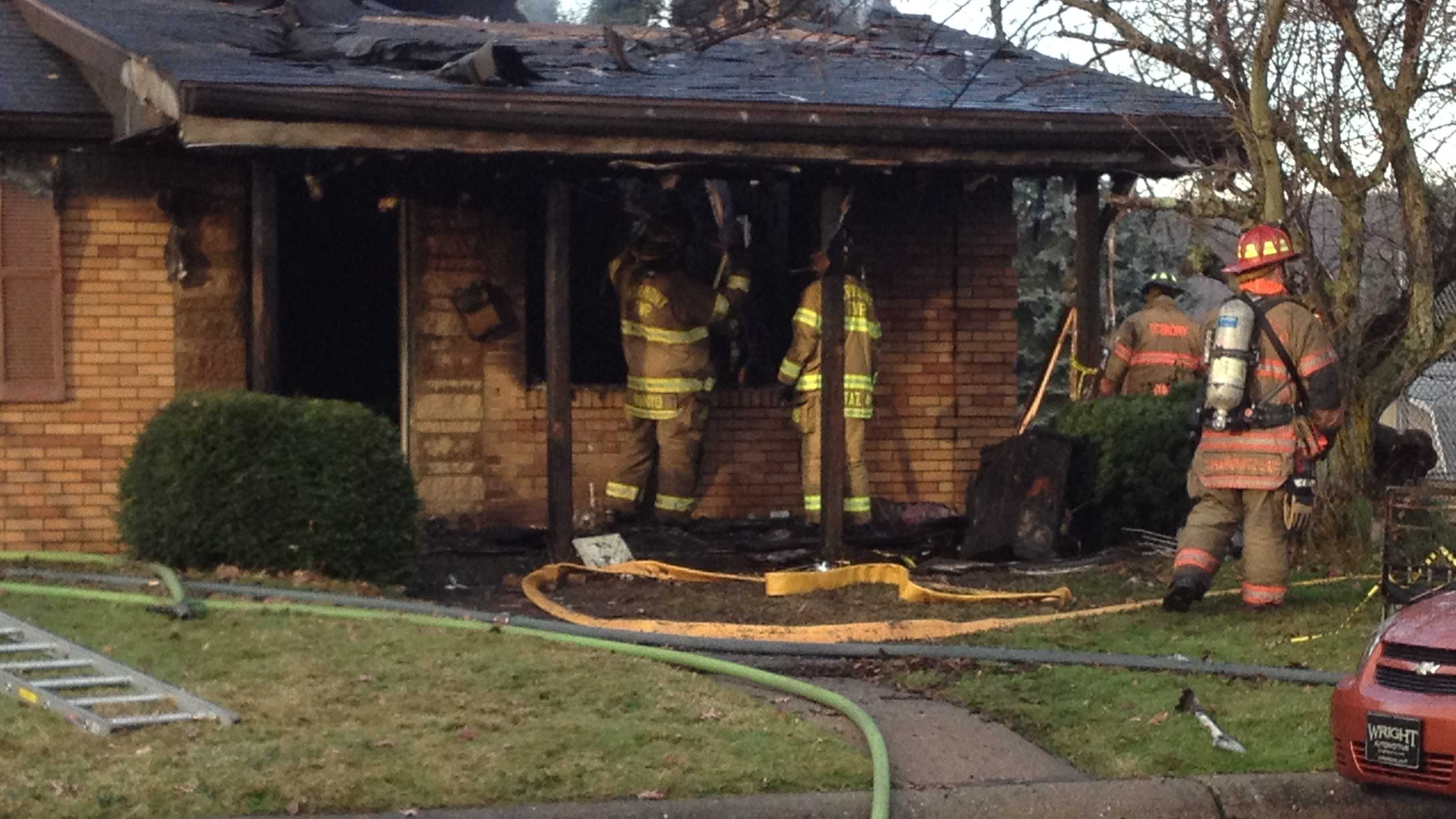 Baden House Fire