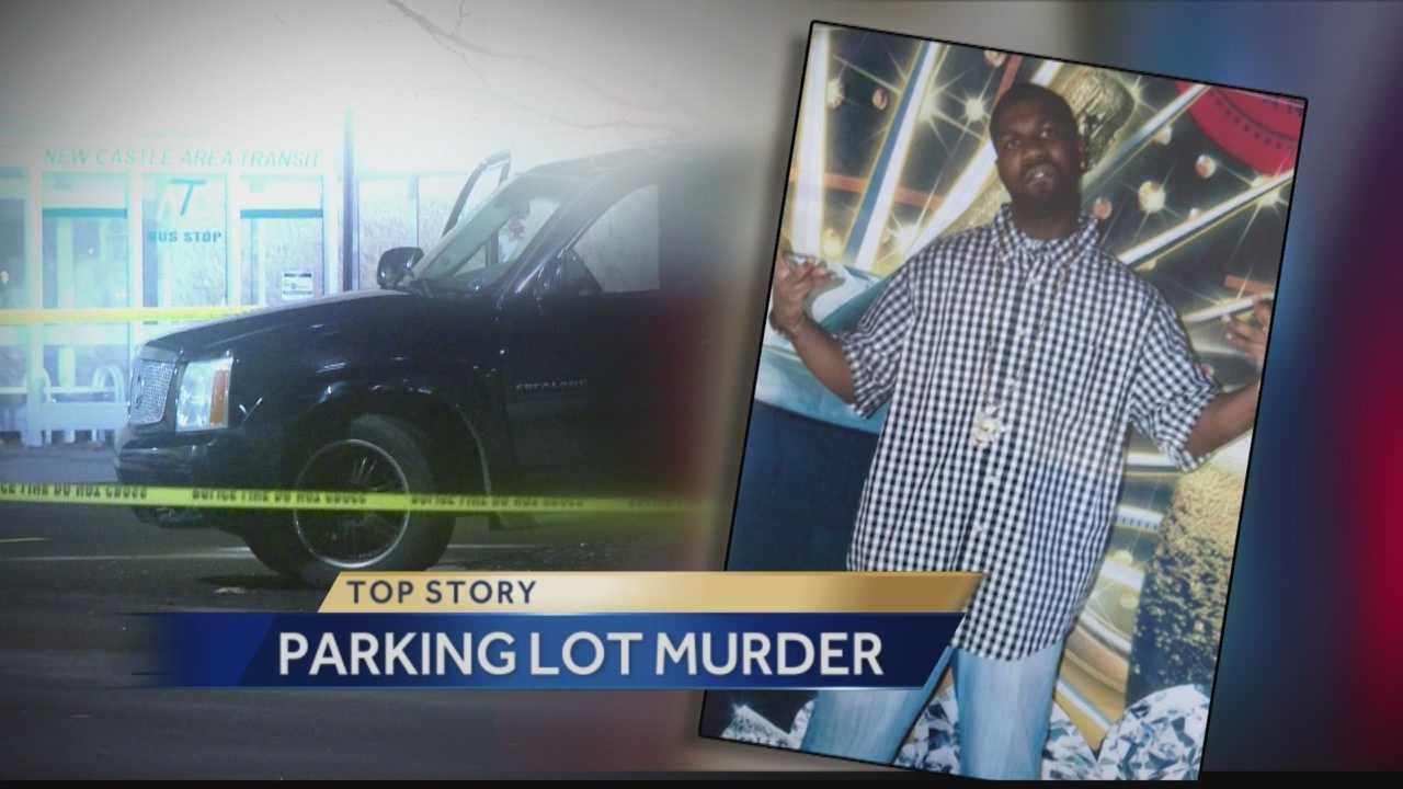 Parking Lot Murder