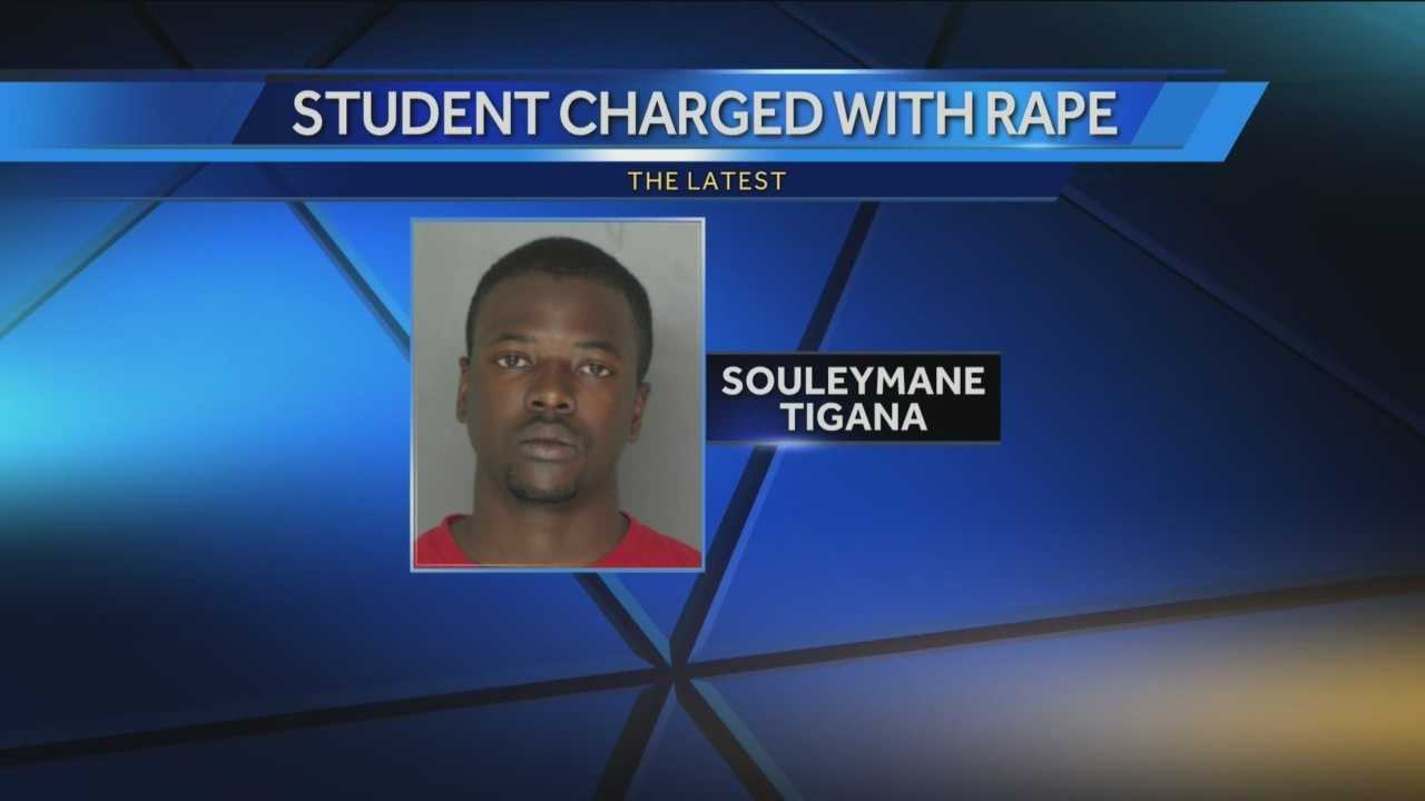 Duquesne University Student Charged with Rape