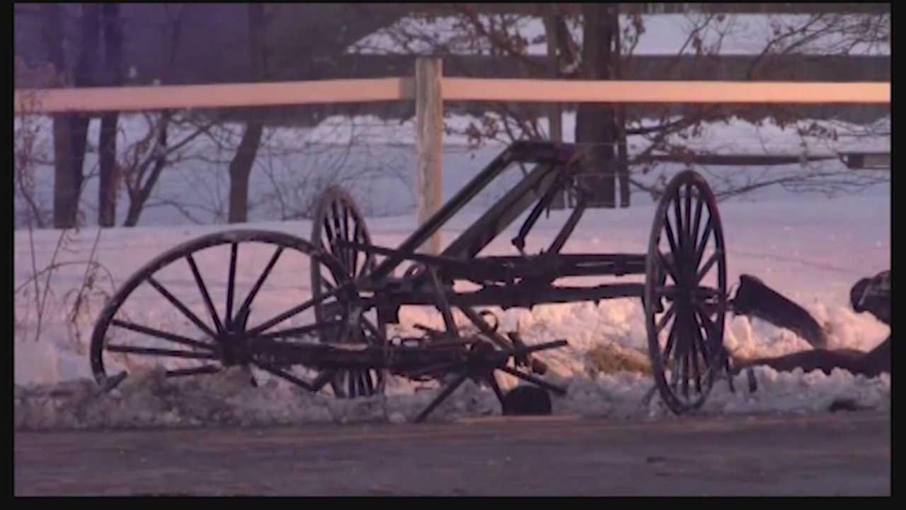Wilmington Township crash