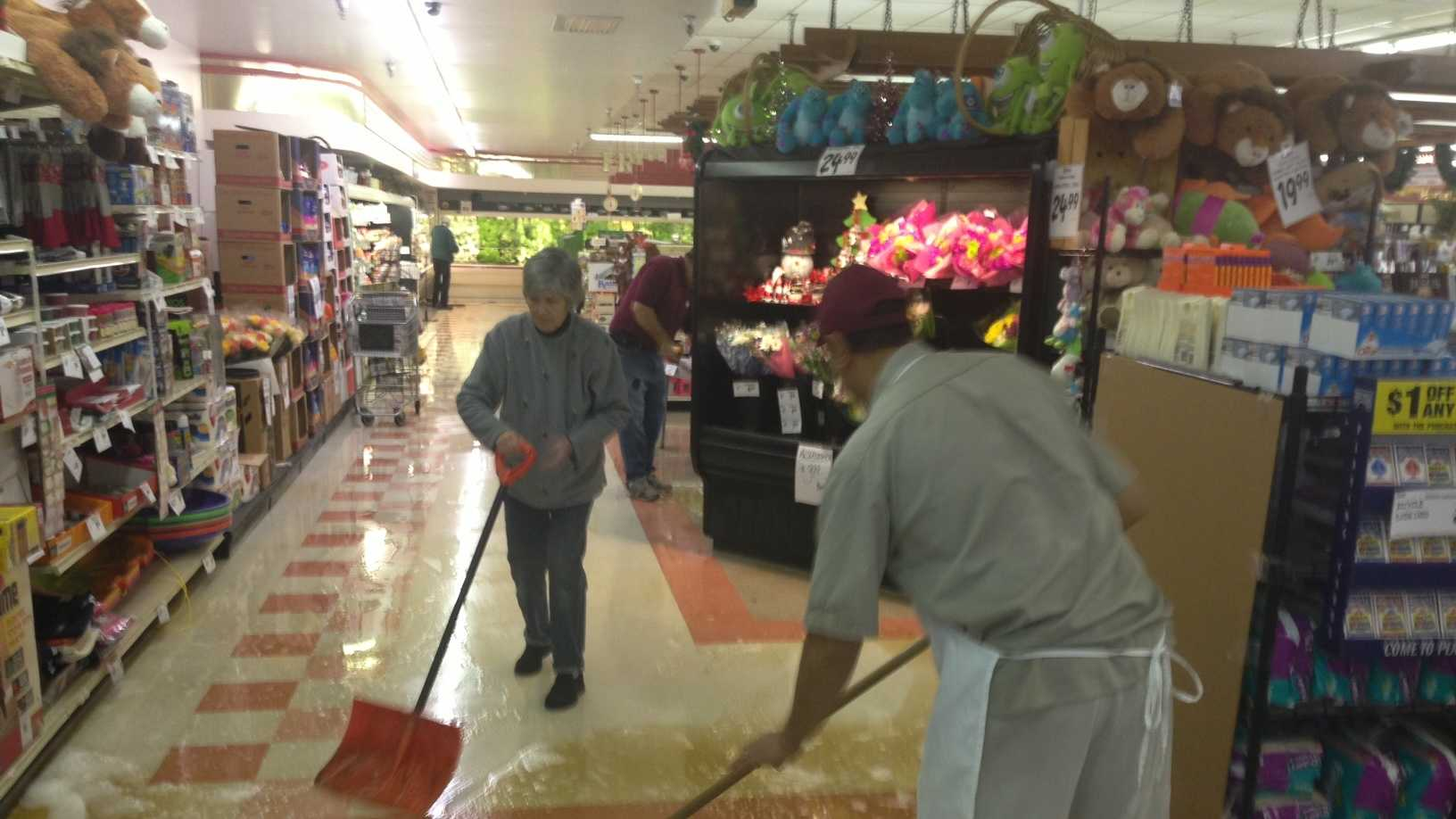 Kuhn's cleanup
