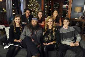 "DUCK DYNASTY -- Some of the most powerful and emotionally moving voices in music come together to celebrate the holidays on ""CMA Country Christmas,"" which taped in front of a live audience Friday, November 8 at the Bridgestone Arena in Nashville, Tenn. The special, which features Jennifer Nettles as host for the fourth year, airs MONDAY, DECEMBER 2 (9:00-11:00, ET/PT), on the ABC Television Network."