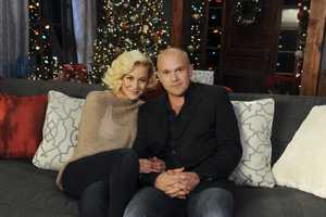 "KELLIE PICKLER & KYLE JACOBS -- Some of the most powerful and emotionally moving voices in music come together to celebrate the holidays on ""CMA Country Christmas,"" which taped in front of a live audience Friday, November 8 at the Bridgestone Arena in Nashville, Tenn. The special, which features Jennifer Nettles as host for the fourth year, airs MONDAY, DECEMBER 2 (9:00-11:00, ET/PT), on the ABC Television Network."