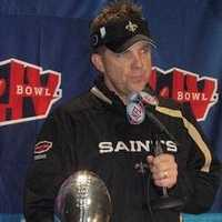 $15,000 - New Orleans Saints head coach Sean Payton on Sept. 27, 2008, for criticizing officials.