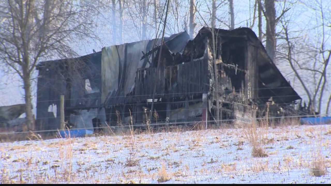 Plumcreek Township fire