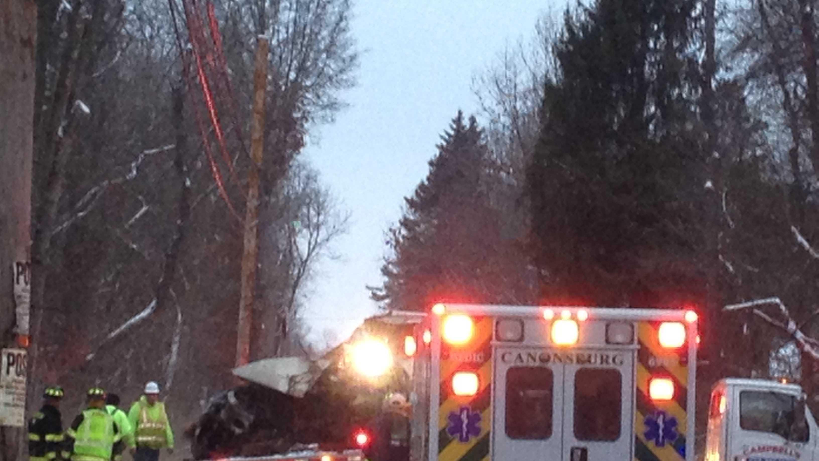 Chartiers Township crash