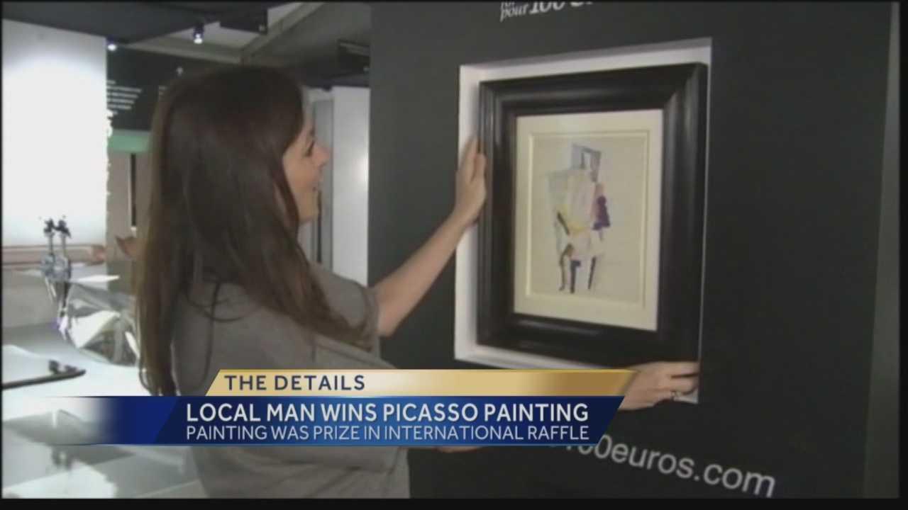 Picasso raffle