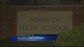 #3 Nude photos of Norwin High School students posted on InternetNorth Huntingdon police are investigating reports that revealing photos of some Norwin High School female students ended up on a pornographic website. CLICK HERE TO WATCH THE VIDEO