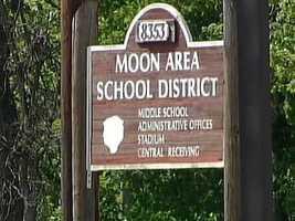 Moon Area School District: *