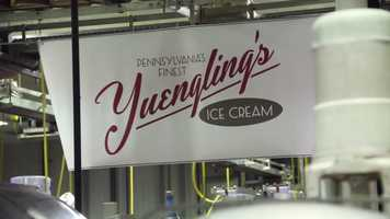 Yuengling's Ice Cream is now sold in hundreds of stores in Pennsylvania and some nearby states.