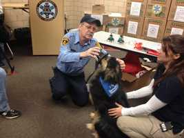 "The Fraternal Association of Professional Paramedics and the City of Pittsburgh Bureau of Emergency Medical Services are announcing that ""Paramedics for Pets"" drive to collect donations for the Animal Rescue League Shelter and Wildlife Center of Pittsburgh has been a success."