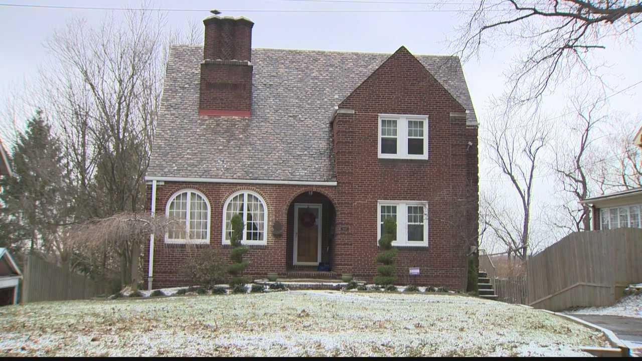 The Burke home