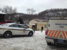 Authorities said Janice Keith, 68, was found dead outside in the snow on Spruce Avenue in Clymer.