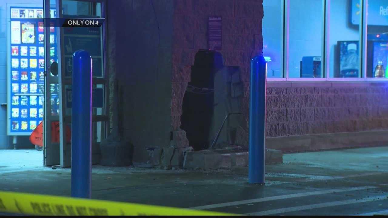 img-Crash closes entrance to Walmart in North Versailles