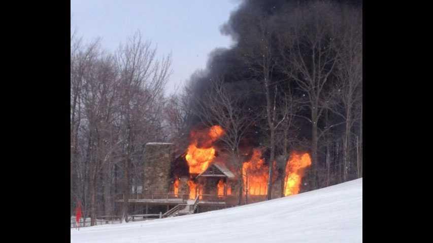 Hidden Valley fire