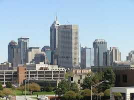 #20: INDIANAThere were 349 people who moved from the state of Indiana to Allegheny County from 2007-2011.