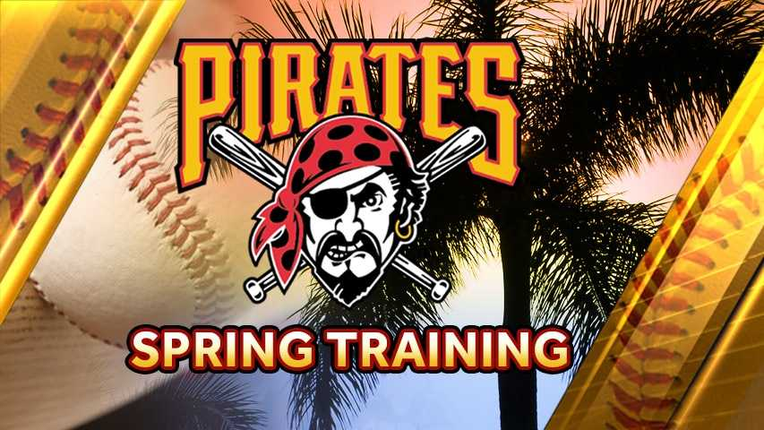 Pirates Sprig Training Logo