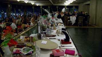 WTAE and the Salvation Army held the fifth annual WTAE Project Bundle Up Online Auction Kick-Off Dinner on Thursday night at the LeMont restaurant in Mount Washington.VIDEO: Click here to watch highlights