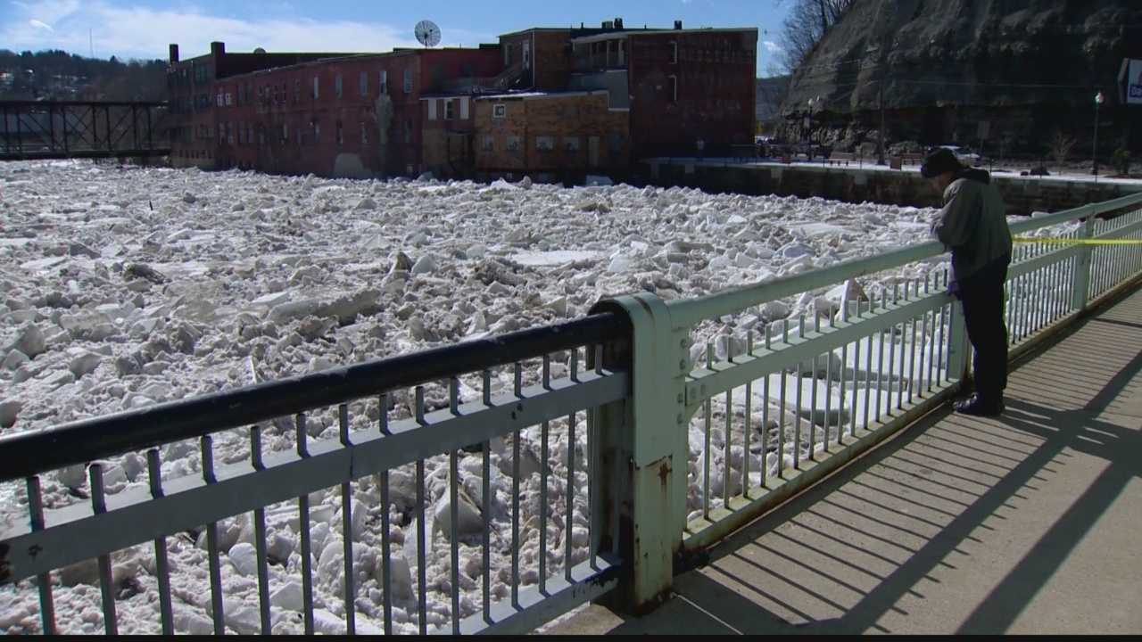 Ice causes dangerous situation in Venango County
