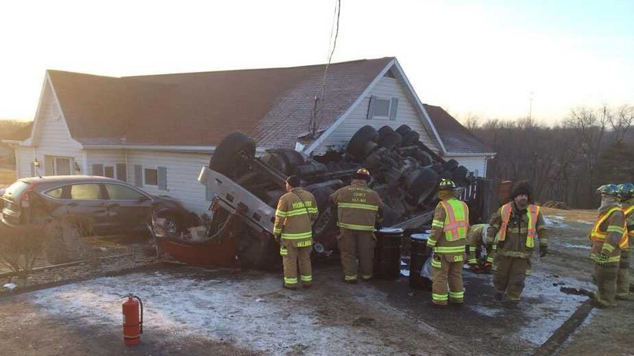 img-overturned milk tanker