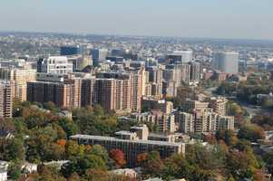 Arlington County, Va.154 people moved here from Allegheny County between 2007 and 2011.