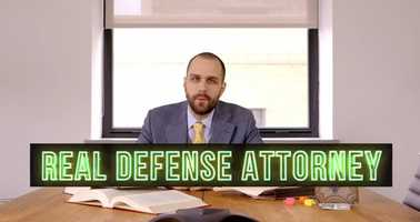 The latest online video to go viral was made in Pittsburgh. The advertisement is for a Pittsburgh criminal defense attorney and regardless of whether you agree with the approach, it's working.