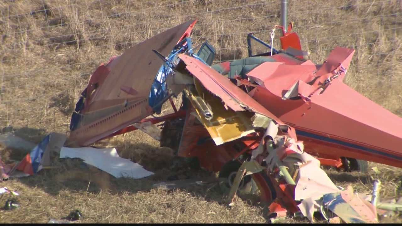 Deadly crash landing at Washington County Airport