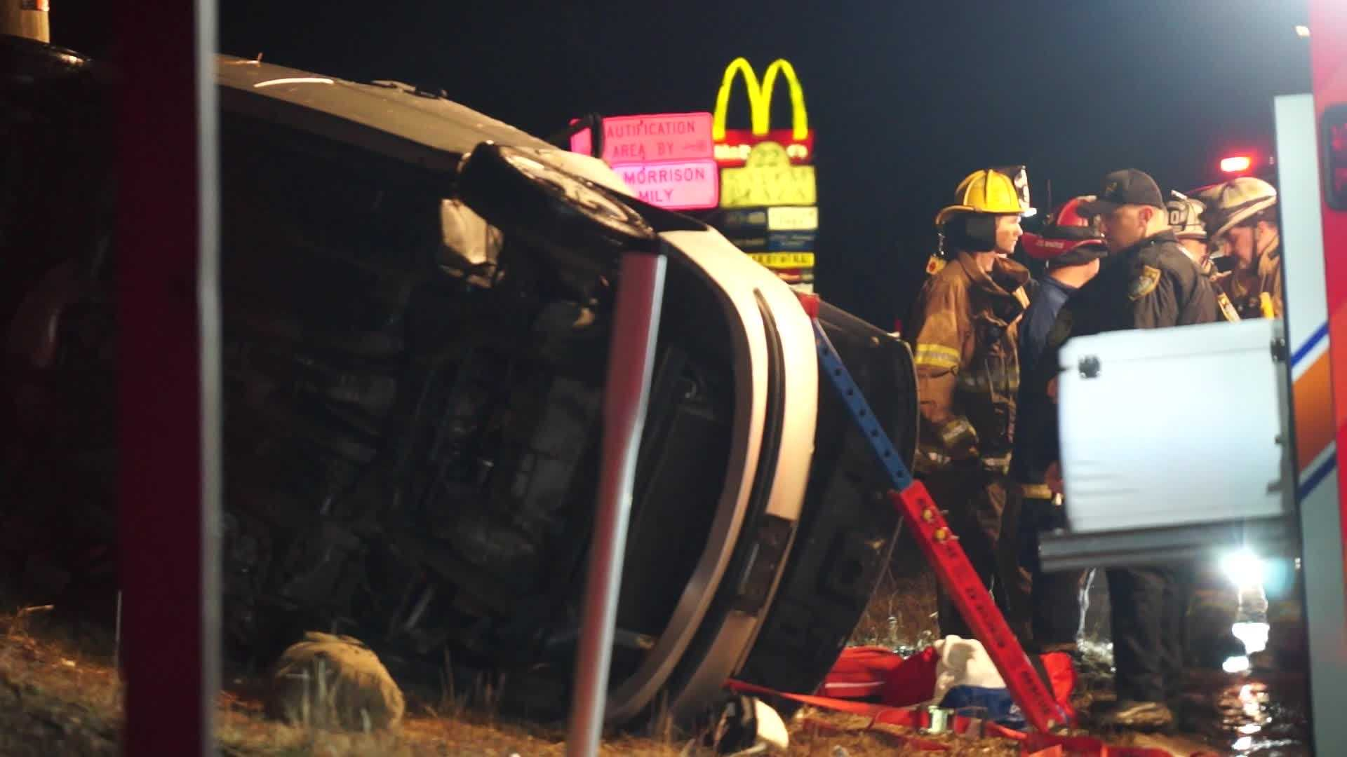 Murrysville crash (no caption)