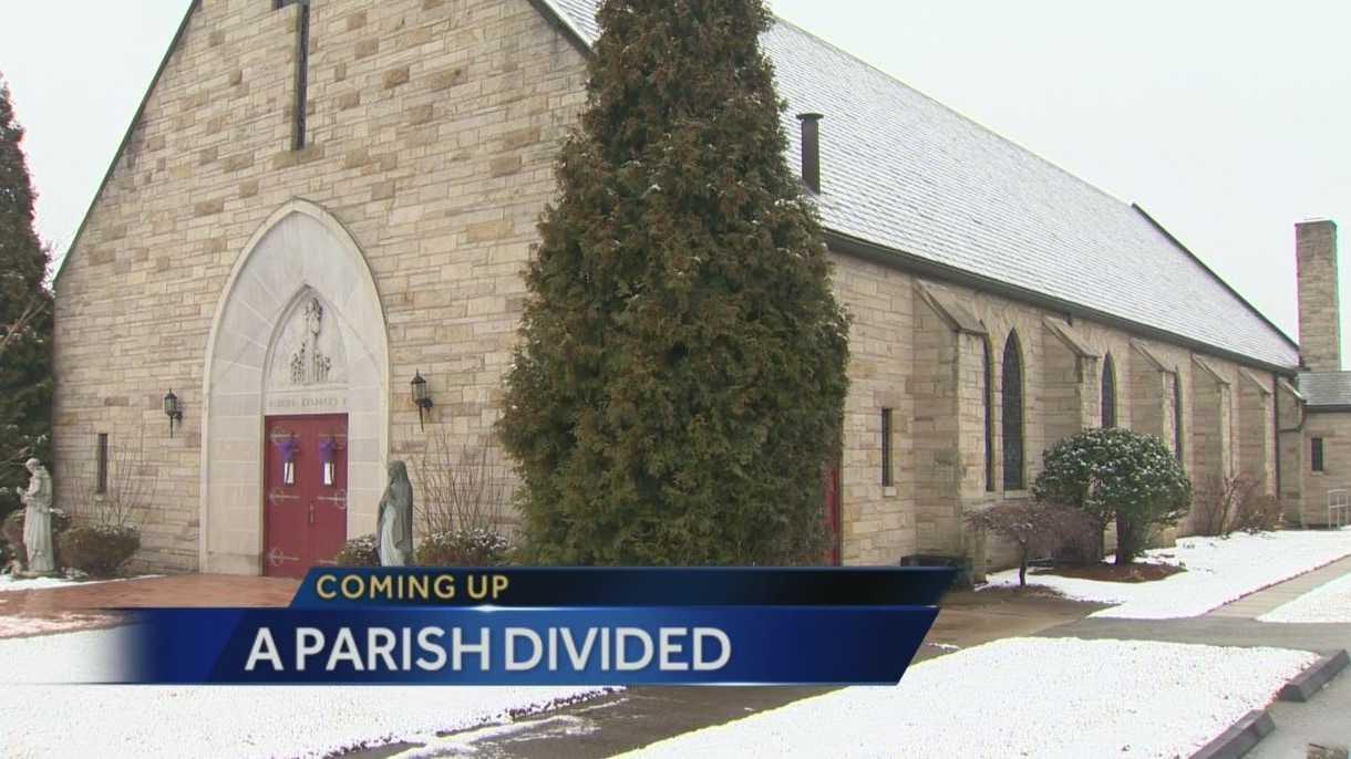 Parish divided
