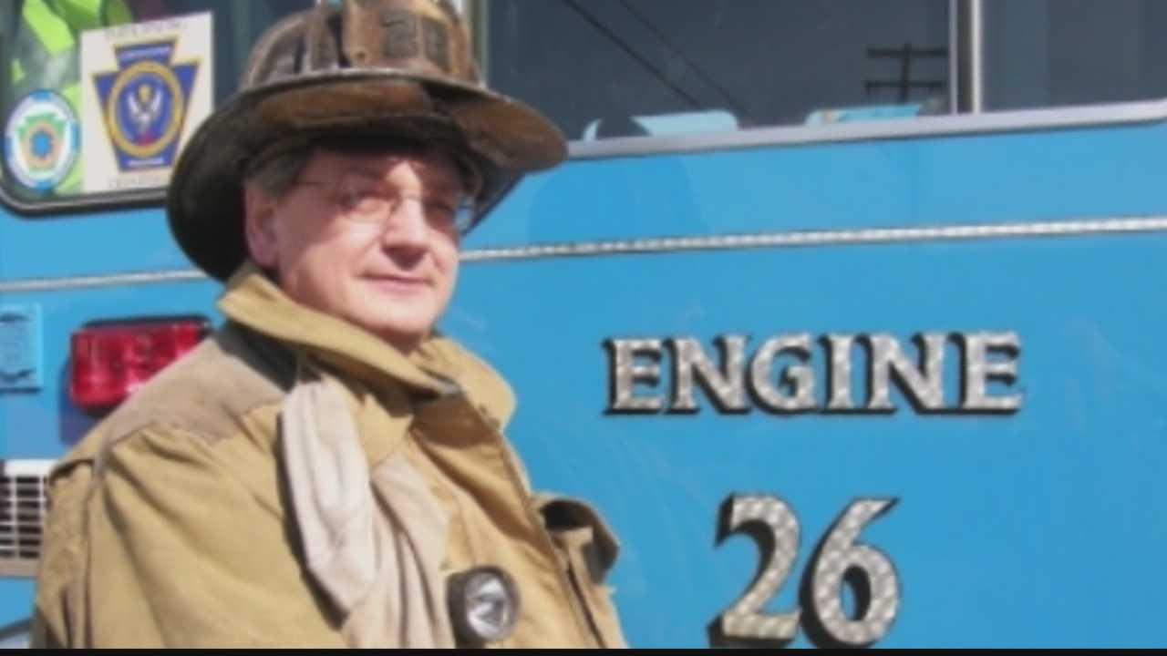 Firefighter killed