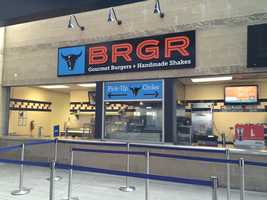 BRGR will open its newest restaurant in section 115 behind home plate at PNC Park.