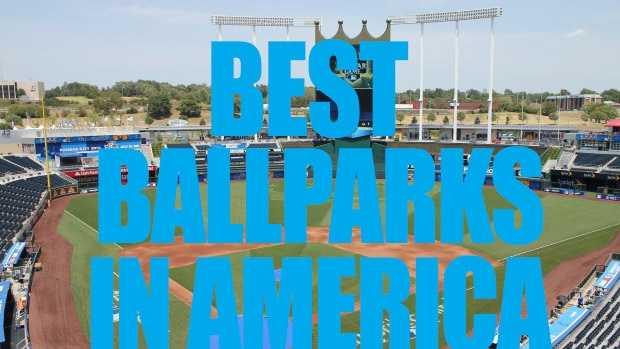 10 Best Ballparks in America