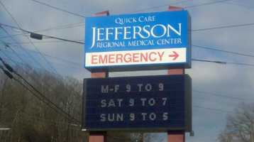 40. Jefferson Regional Medical Center