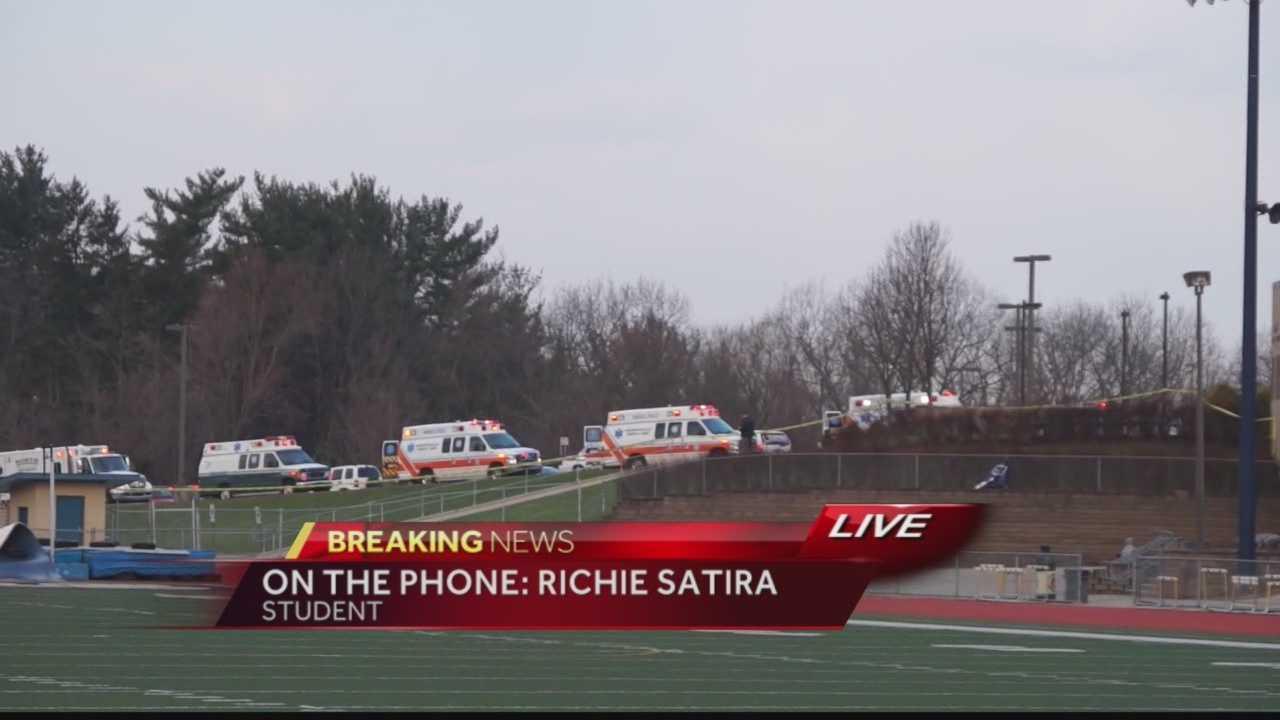 Franklin Regional High School stabbing scene 39