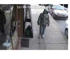 12/30/13 robbery of First National Bank on Greenfield Avenue.