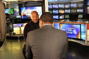 Pittsburgh's Action Sports Andrew Stockey sat down with former heavyweight boxing champion Mike Tyson this morning at the WTAE-TV studio to talk about his addiction history and boxing card being held at the Monroeville Convention Center this week.