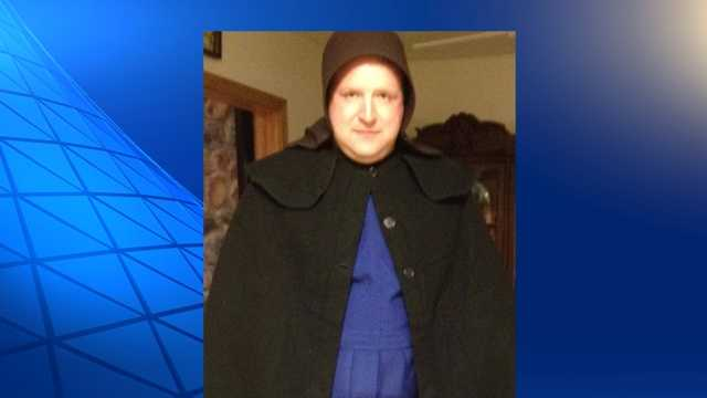 Undercover officer poses as Amish woman