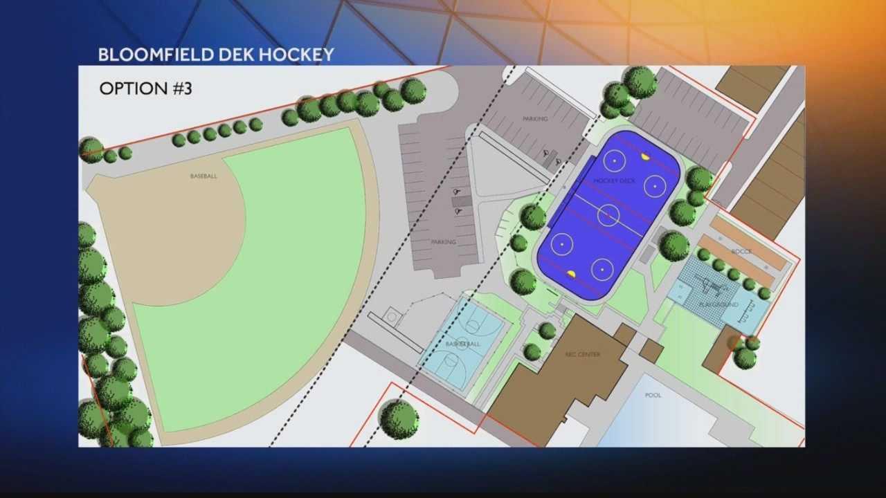 img-new dek hockey rink in Bloomfield
