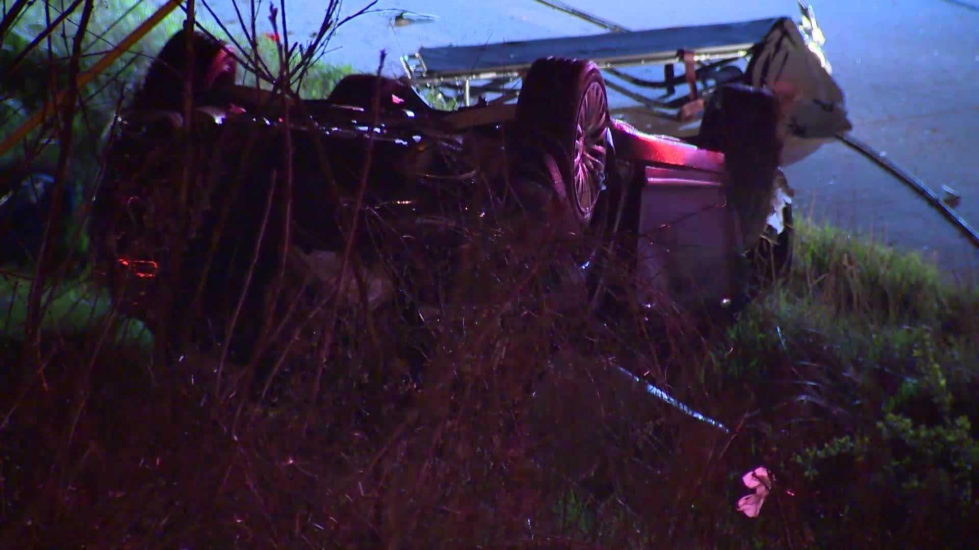 Wilkinsburg crash