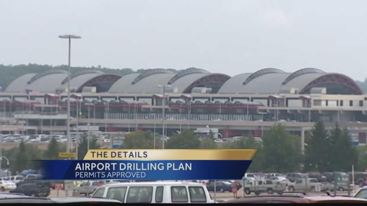Airport drilling