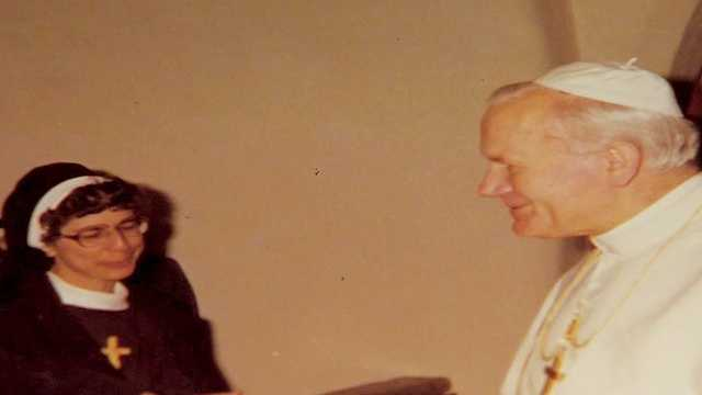 Canonization holds special meaning for Greensburg nun