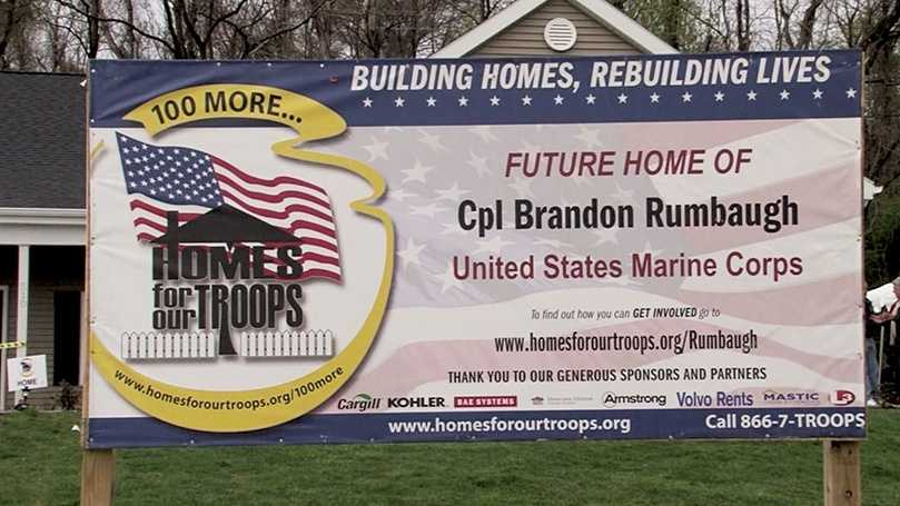 Uniontown Marine gets new home