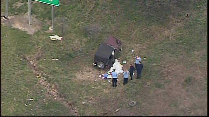Route 119 crash