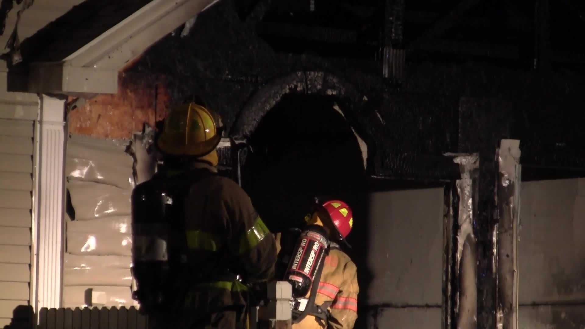 The Meadows apartment fire