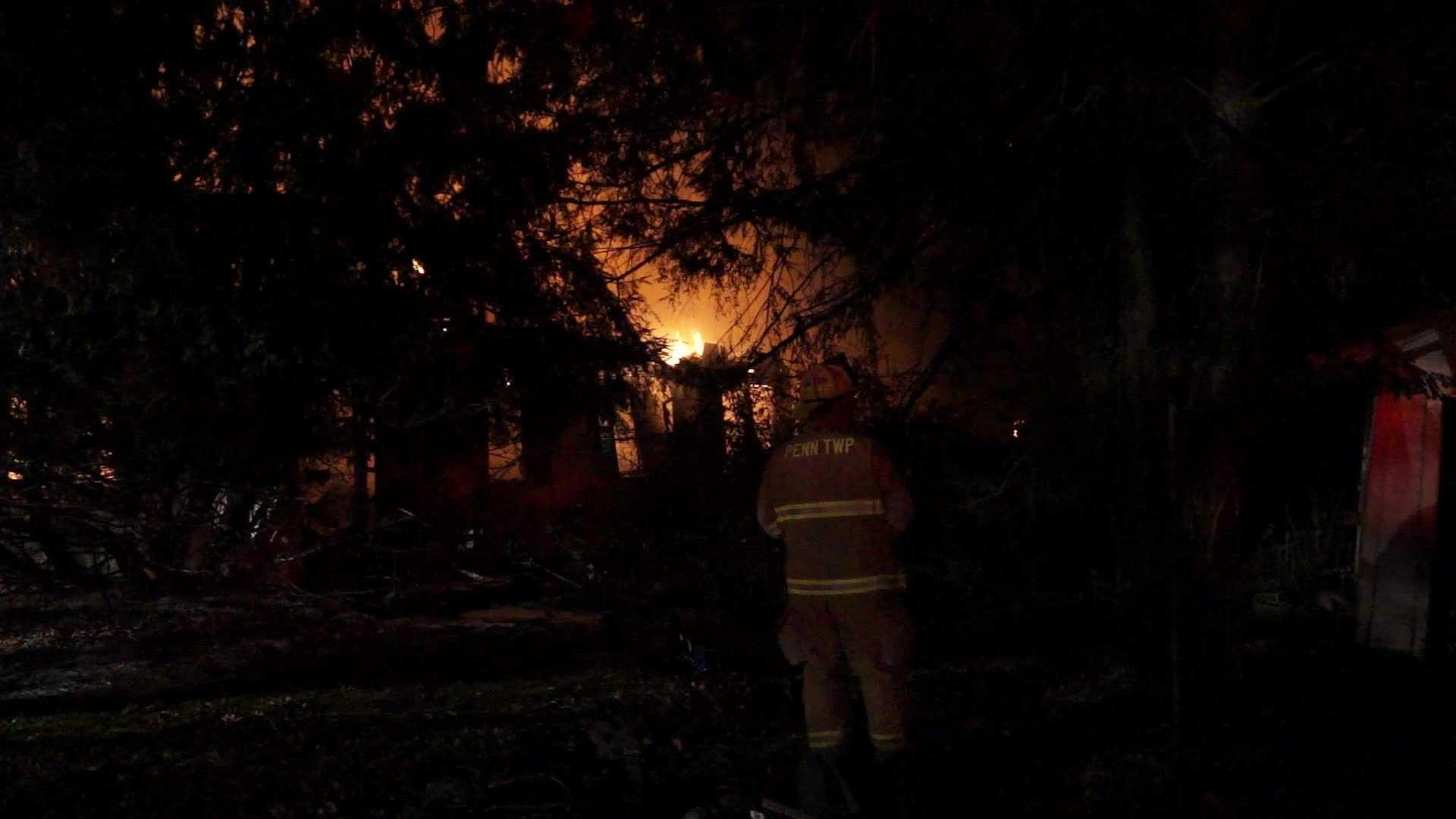 img-Penn Township house fire