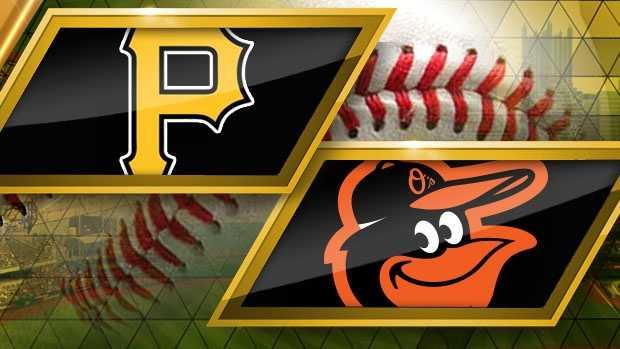 Pirates-Orioles