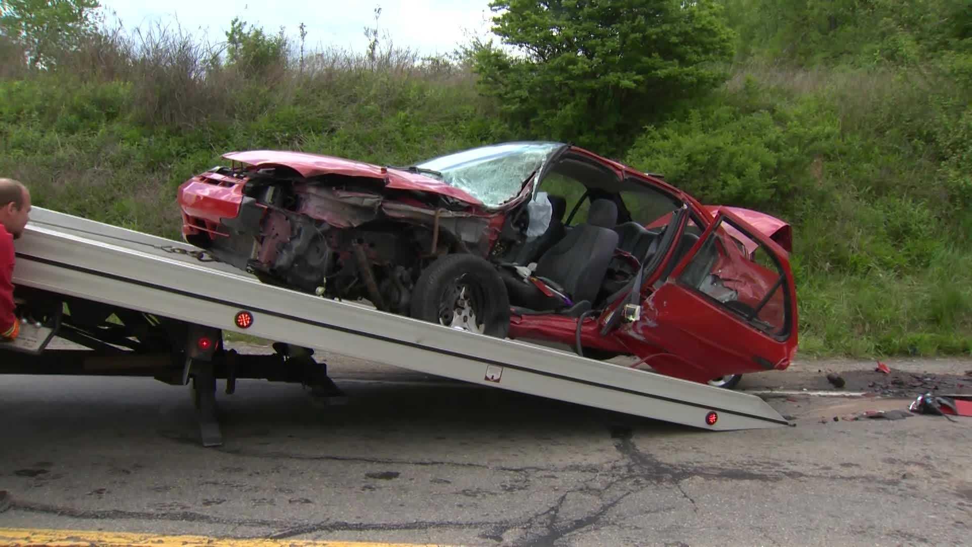 Route 228 crash 09