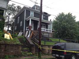 Dennis Fitzwater was killed during what police say was a home invasion on Chestnut Street.