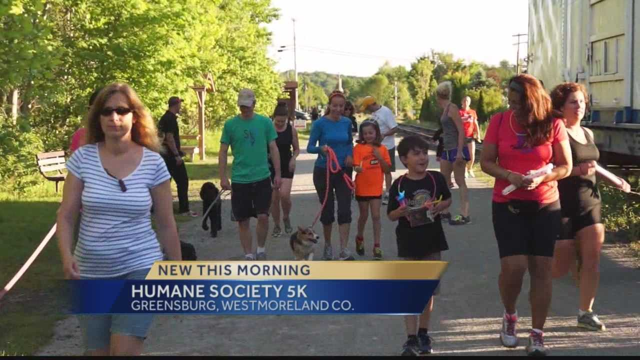 Greensburg gym hosts 5K to benefit humane society