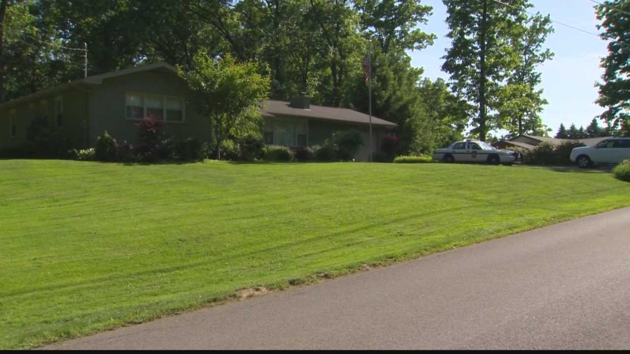 Trooper shoots man who went to his house